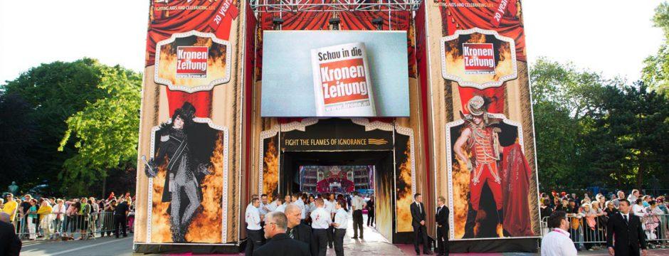 |LED HD Indoor und outddor SMD Wall Videowall Wand Screen mieten und kaufen bei firstSpot, Wien, Österreich. http://www.firstspot.at