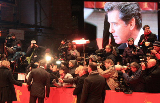 lighthouse R7 Red Carpet screen Berlinale by firstSpot |LED HD Indoor und outddor SMD Wall Videowall Wand Screen mieten und kaufen bei firstSpot, Wien, Österreich. http://www.firstspot.at