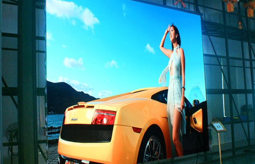 firstSpot by DESAY Videowall E3 Calibration at factory | LED Wall Videowall Wand Screen mieten und kaufen bei firstSpot, Wien, Österreich. http://www.firstspot.at