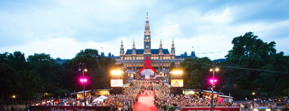Lifeball Rathausplatz