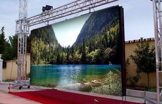 lighthouse-x6 smd videowall 6 mm (6,6 mm) pixelpitch outdoor, 5.500 nits mieten bei firstSpot in Wien, Österreich