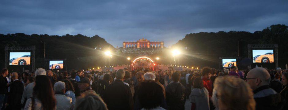 Wiener Philharmoniker Schönbrunn firstSpot