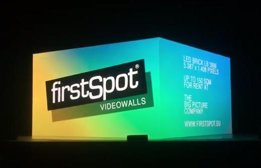 LED Videowall indoor mieten Wien